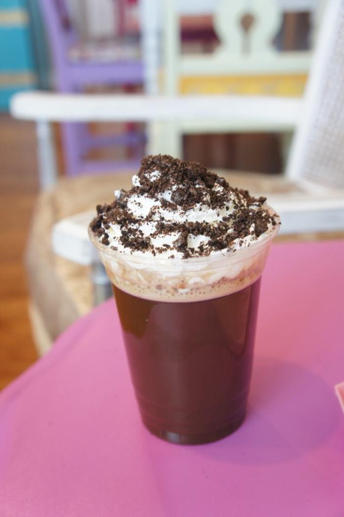 Baked Cupcakery JoeTap Cold Brewed Coffee - Flavored