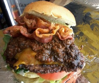 Stack Burger in West Seneca, Buffalo Ny, Step Out Buffalo