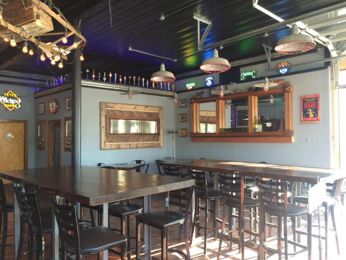Now Open: Sterling Tap and Wurst is the New Face of Hertel