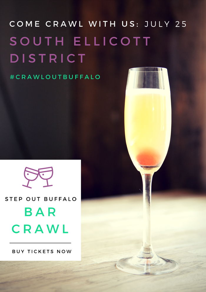 Step Out Buffalo, Crawl Out Bufflao , Step Out Buffalo Bar Crawl