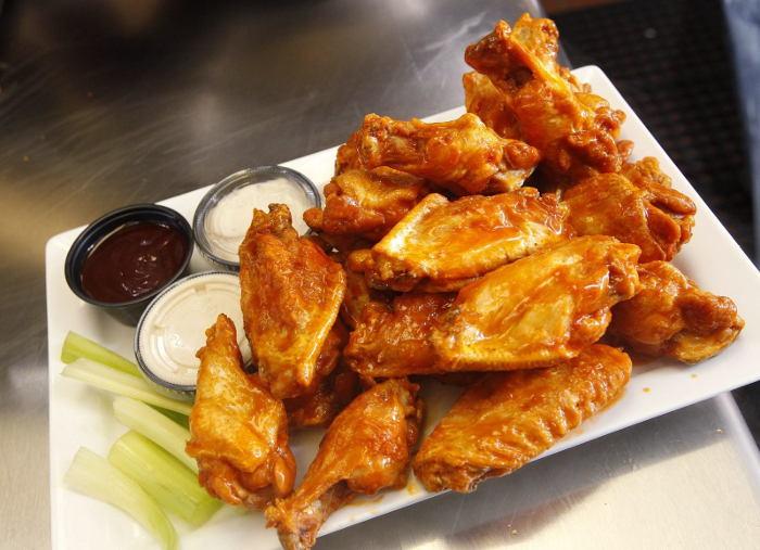 Anchor Bar Buffalo, Chicken Wings, Step Out Buffalo