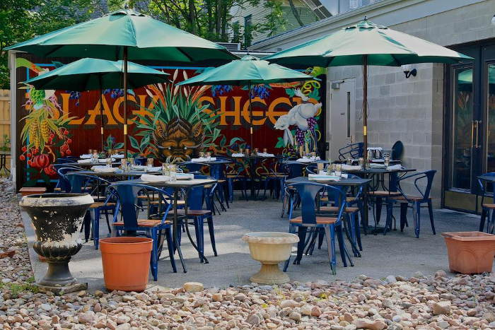 Black Sheep Patio, Best Patios in Buffalo, Step Out Buffalo