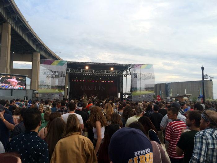 Thursday Canalside Concert, Canalside Buffalo, Step Out Buffalo