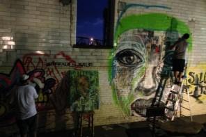 City of Night 2014, Step Out Buffalo, Silo City