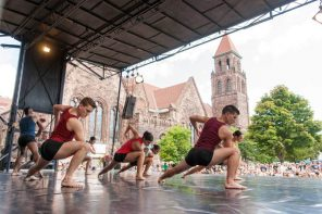 Elmwood Ave Festival of the Arts, Step Out Buffalo