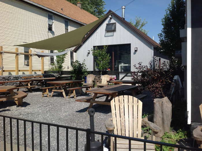 Gene McCarthy's Patio, Best Patios in Buffalo, Step Out Buffalo