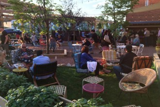 Hydraulic Hearth, Best Beer Gardens in Buffalo