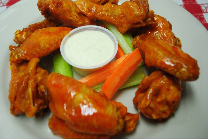 Lebros Wings, Wing Night, Step Out Buffalo