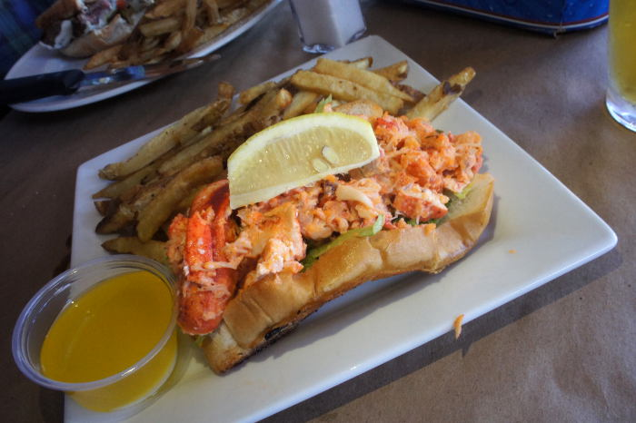 Lobster Roll, Public House of Buffalo, Step Out Buffalo
