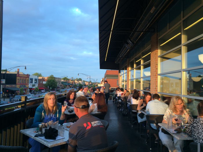 Macs on Hertel Patio, Best Patios in Buffalo, Step Out Buffalo