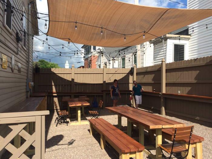 Moor Pat Beer Garden