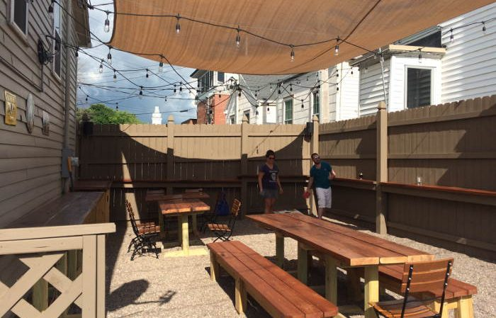Moor Pat Patio, Best Patios in Buffalo, Step Out Buffalo