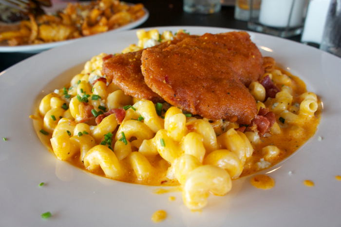 Buffalo Mac n Cheese