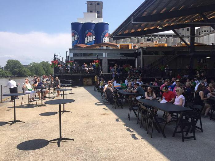 Vibe Fest @ Buffalo RiverWorks