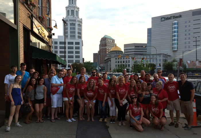 SOB Bar Crawl, August Bucket List, Buffalo NY, Step Out Buffalo