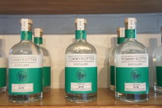 Tommyrotter Distillery, Gin, Step Out Buffalo