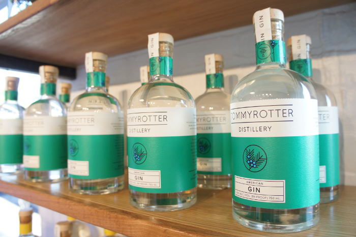 Tommyrotter Distillery Gin