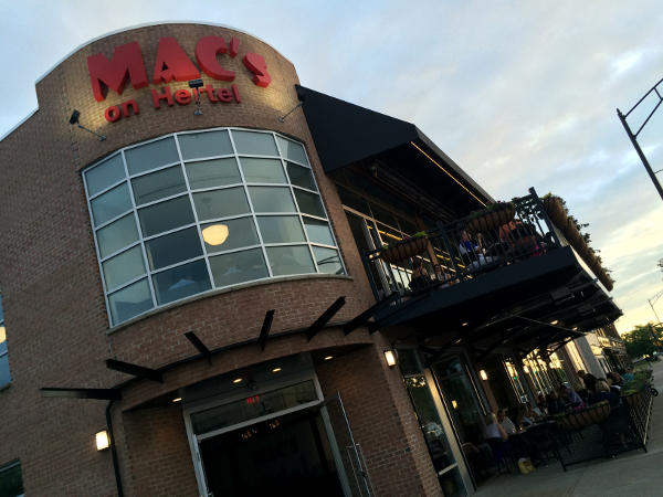 Mac's on Hertel, Buffalo, Restaurant, bar, northtowns