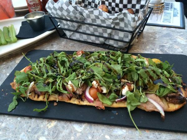 Flatbread Pizza