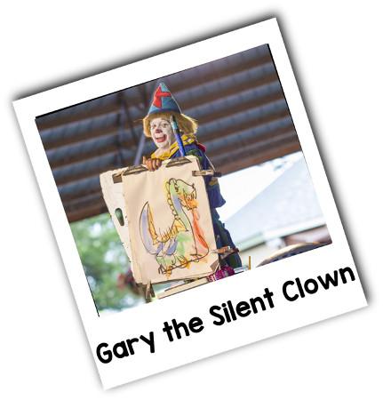 Erie County Fair, Cheap, clown