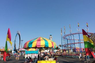 Erie County Fair, Step Out Buffalo