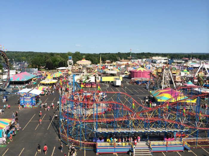 Erie County Fair, Step Out Buffalo