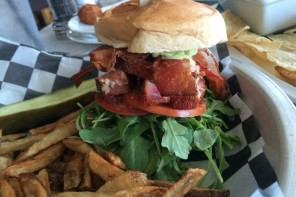 Ahi Tuna Sandwich, Mac's on Hertel, Restaurant Review, Step Out Buffalo