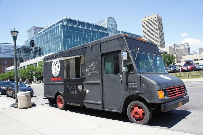 OG Wood Fire Food Truck, Step Out Buffalo, Buffalo Food Trucks
