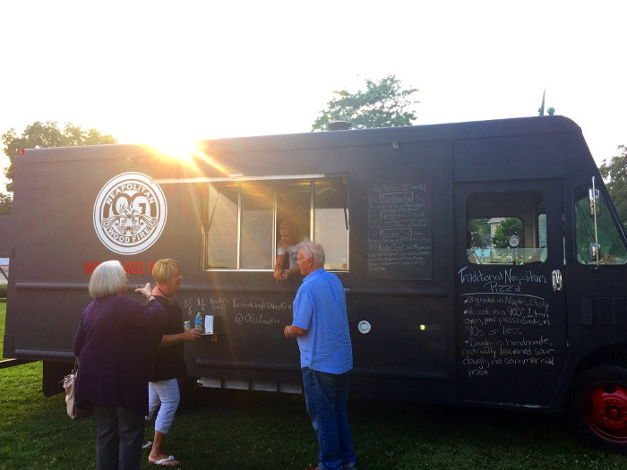 OG Wood Fire Food Truck, Step Out Buffalo, Buffalo Food Trucks