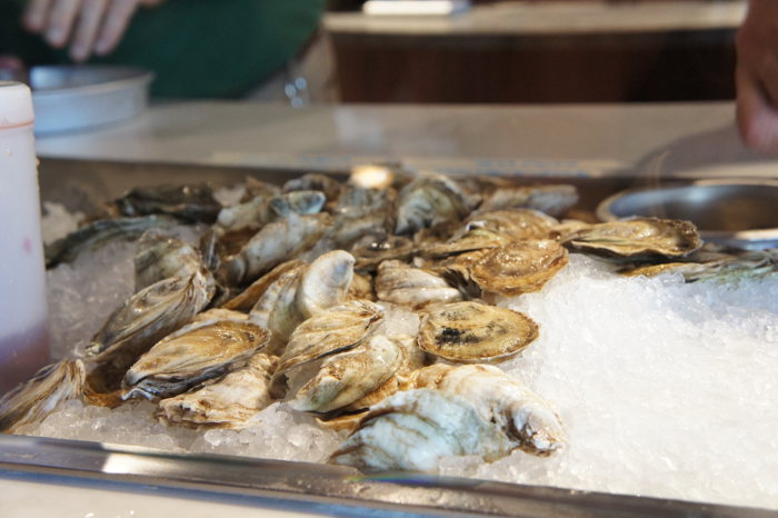Oshun Oyster Bar, Oyster Happy Hours in WNY, Step Out Buffalo