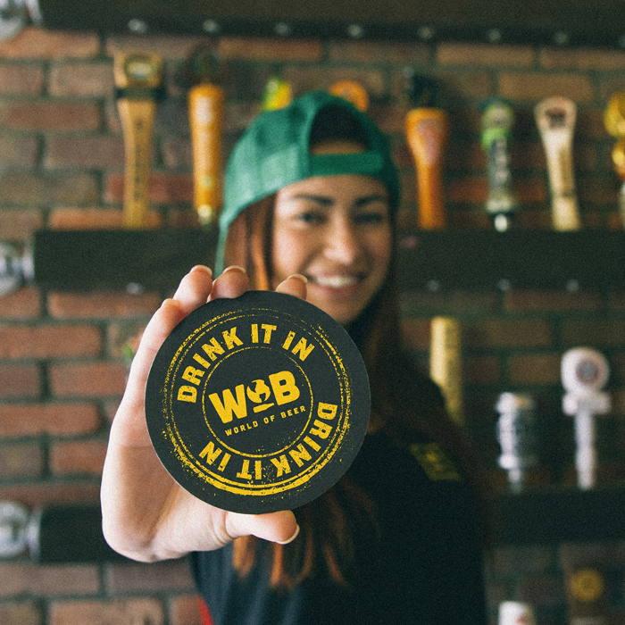 World of Beer, Buffalo NY, Step Out Buffalo