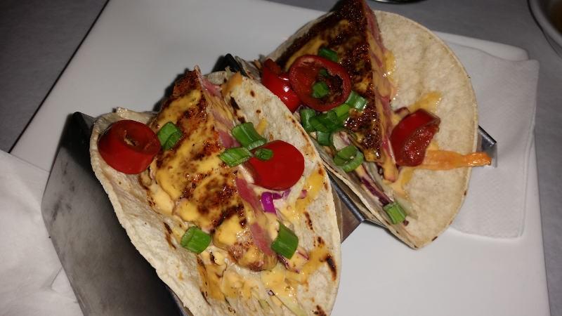 Grilled Ahi Tuna Tacos @ Shango / Step Out Buffalo