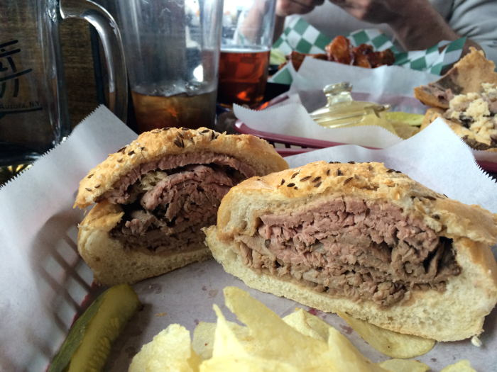 Buffalo's Best Beef On Weck: Southtowns