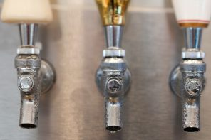 Buffalo Beer taps, Step Out Buffalo