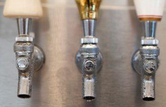 Buffalo Beer taps, Step Out Buffalo