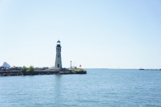 Buffalo Lighthouse, Step Out Buffalo