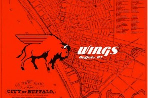 Buffalo Wings Bus, Step Out Buffalo, Buffalo NY