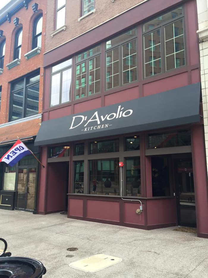 D'Avolio Kitchen, Step Out Buffalo
