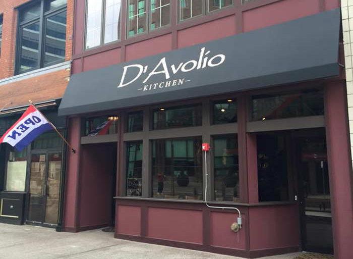 Build Your Own Italian at D'Avolio Kitchen
