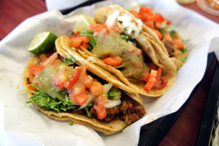 Tacos at La Divina / Step Out Buffalo