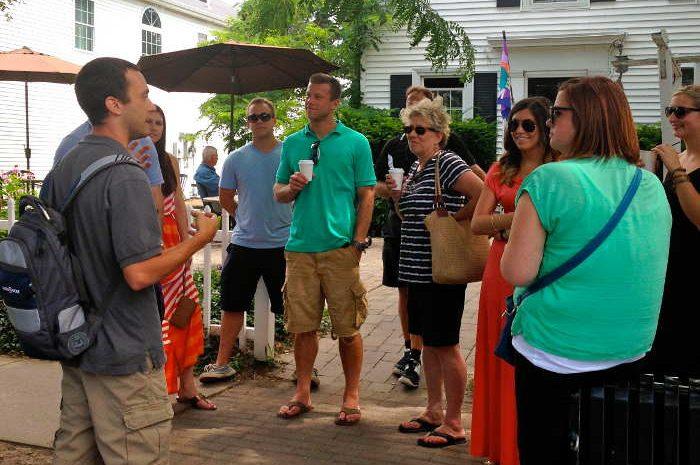 The Roaming Table Lewiston Culinary Tour, Step Out Buffalo, Lewiston NY