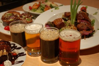 Beer Pairing Dinners, Buffalo Beer Week, Step Out Buffalo