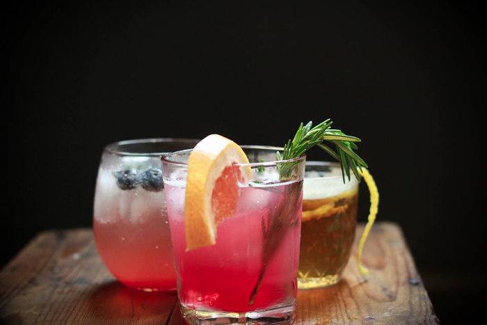 Cocktails / Photo courtesy of Same Old Antics