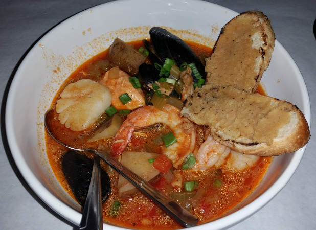 Creole Bouillabaisse / Step Out Buffalo