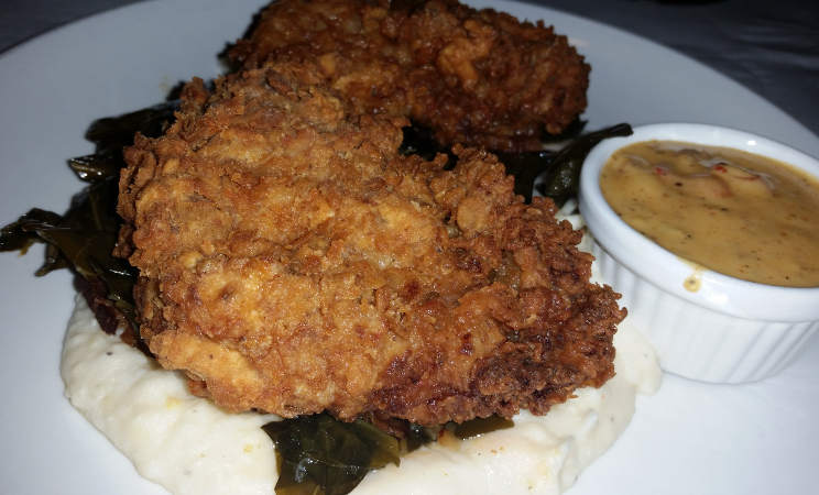 Buttermilk Fried Free Range Chicken / Step Out Buffalo