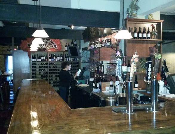 Shango Bistro bar, restaurant, bufalo