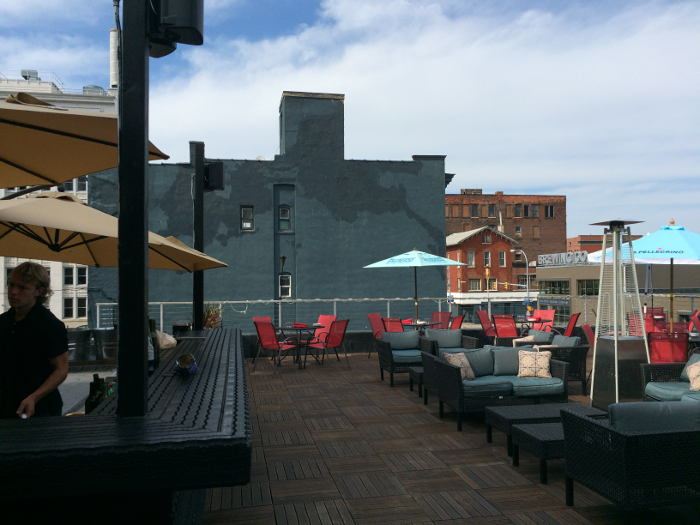 Tappo Rooftop / Step Out Buffalo
