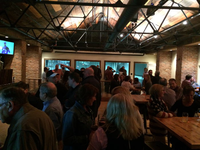 42 North Brewing Company, Step Out Buffalo