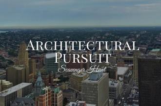 Architectural Pursuit, Step Out Buffalo