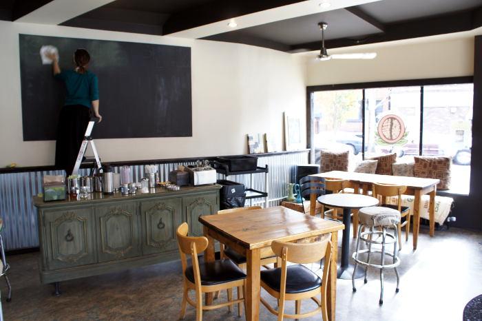 Inside Caffeology / Step Out Buffalo